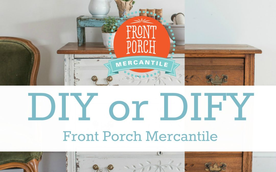 furniture do it yourself. Do It Yourself (DIY) Or For YOU (DIFY)? Furniture