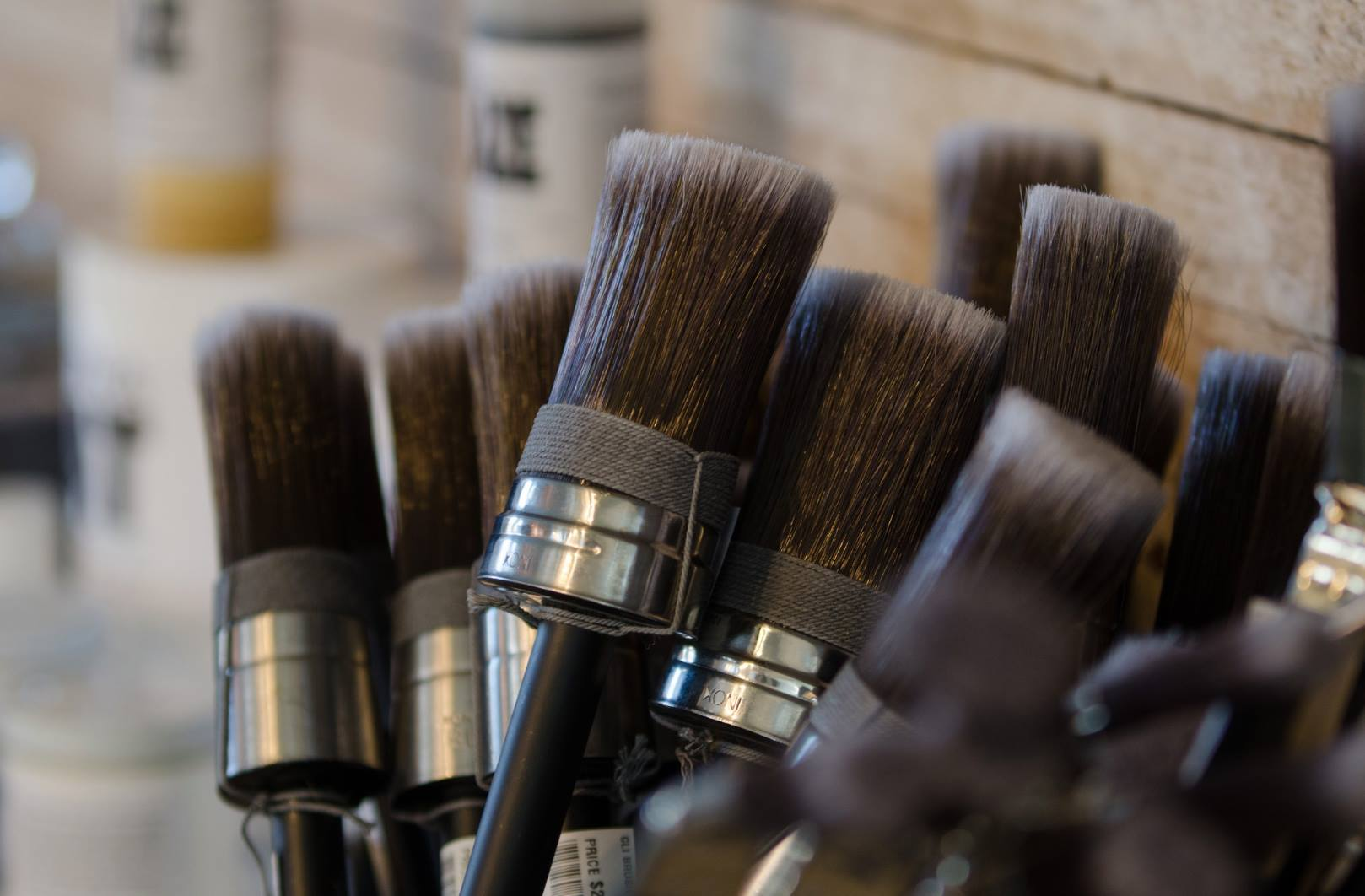 Cling On brushes from Front Porch Mercantile