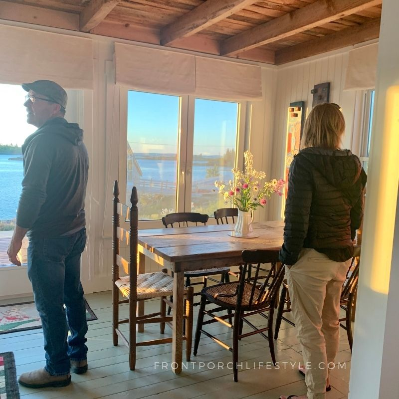 gorgeous views from the Jesse Stone views as we visited with friends - Front Porch Lifestyle